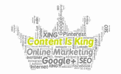 Blog jako obsahový marketing