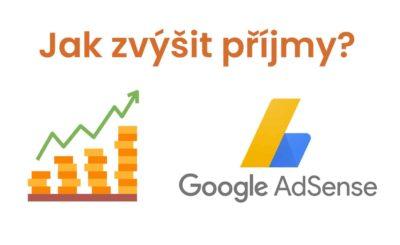 Jak vydělat Google AdSense