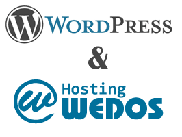 Wordpress a wedos